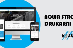 Nowa strona internetowa Klanad.pl